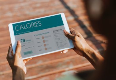 Zapotrzebowanie na kalorie.